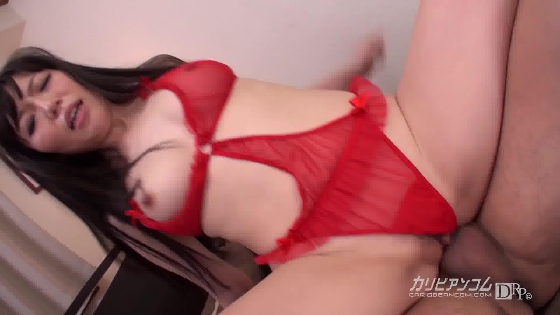 AV女優をあなたの自宅に宅配!2 - 宮崎由麻【巨乳・パイズリ・中出し】