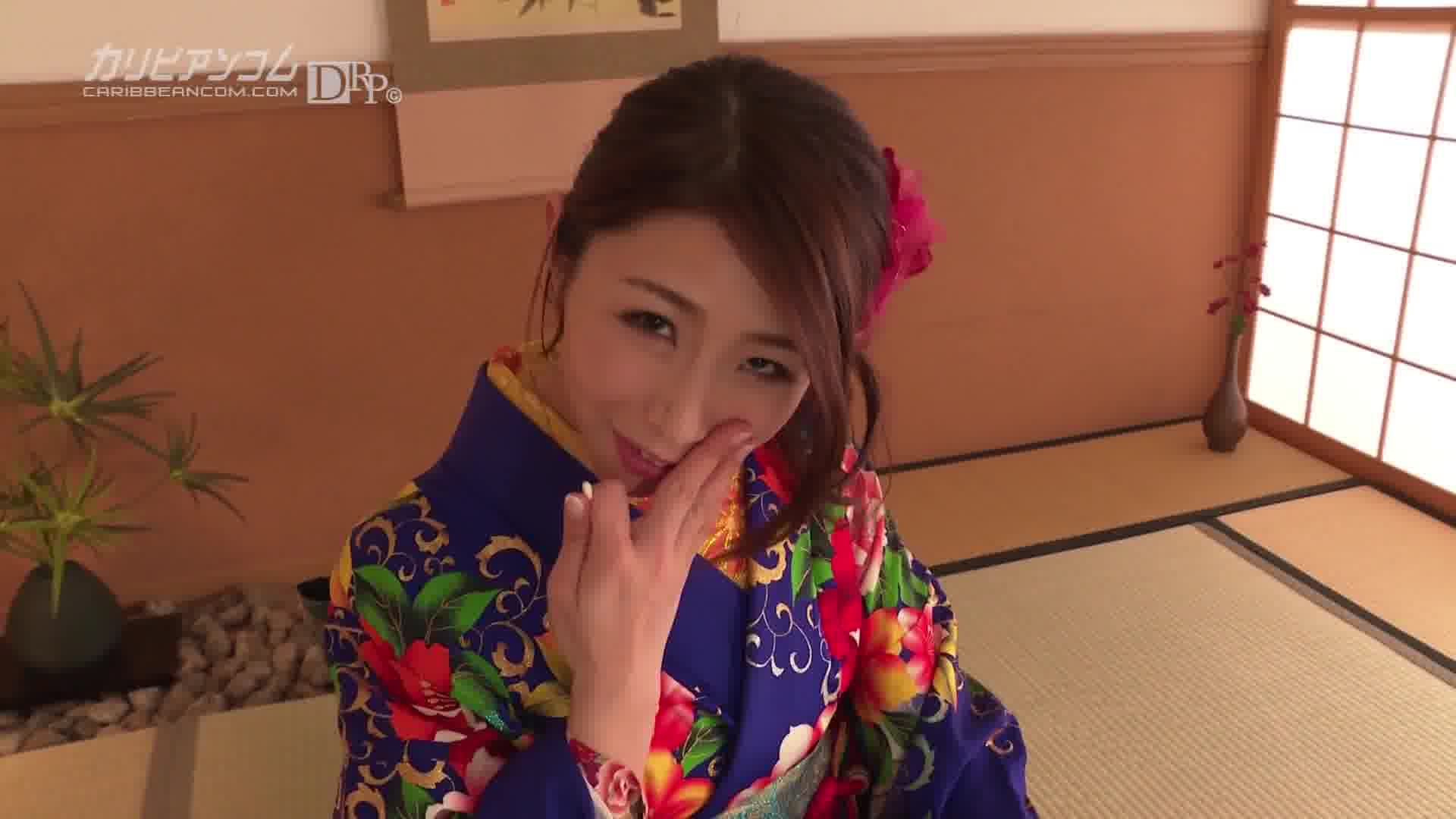 女熱大陸 File.044 - 篠田あゆみ【巨乳・初裏・浴衣】