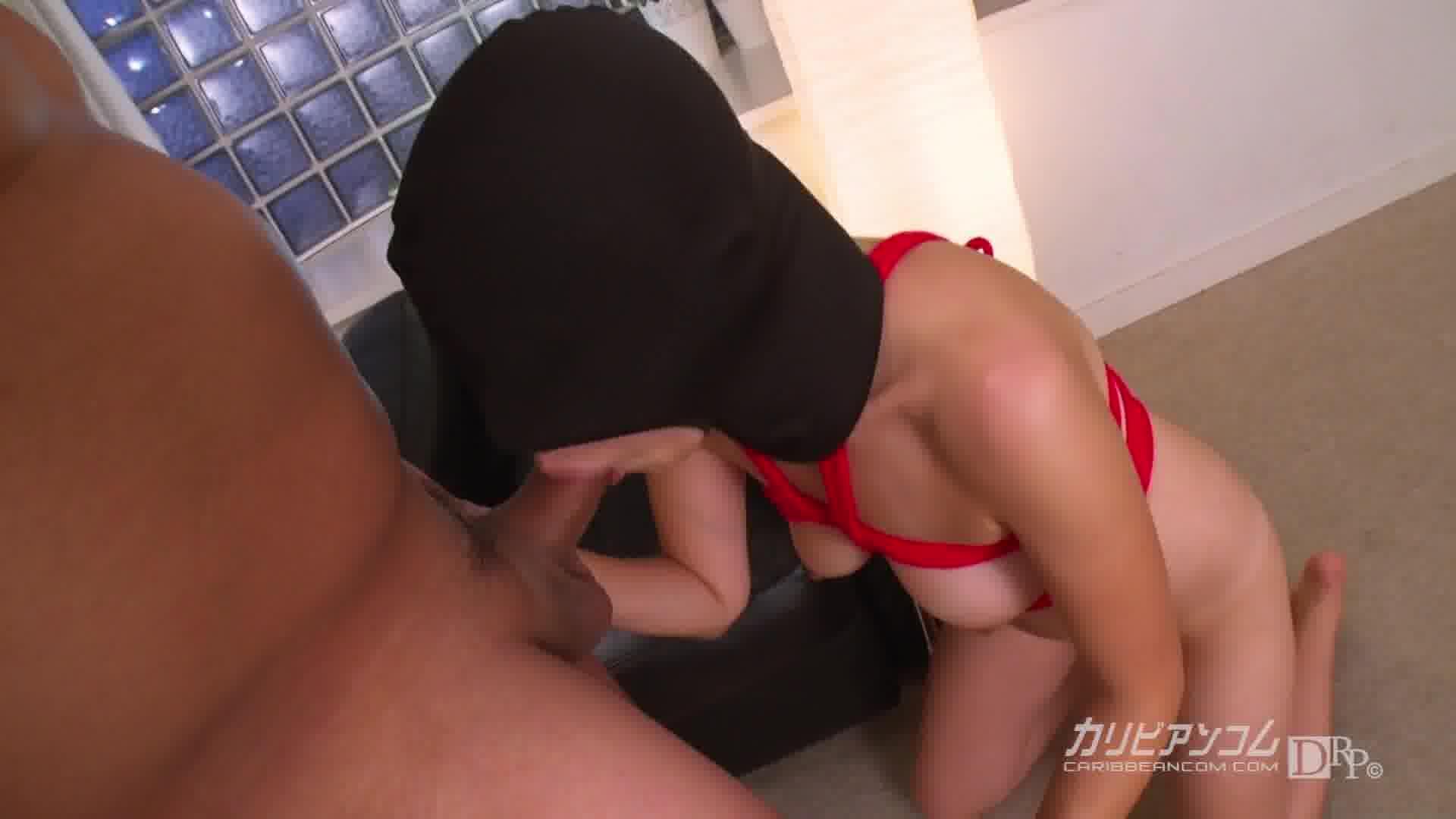 性欲処理マゾマスク ~卒業したはずなのにマスクをしてもう帰ってきた~ - 性欲処理マゾマスク 03号【コスプレ・パイズリ・3P】