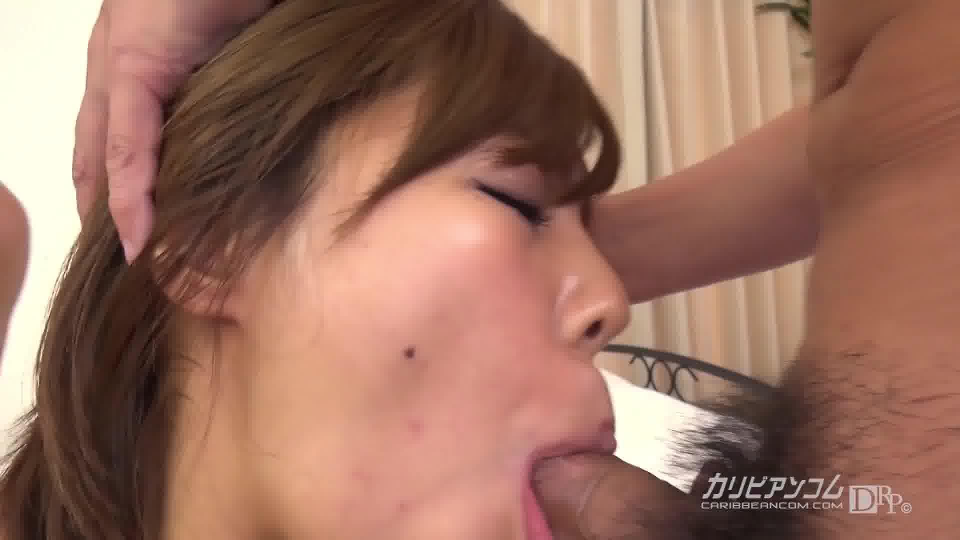 精子を搾りつくすまで終わらない肉宴 - 西条沙羅【乱交・巨乳・ぶっかけ】