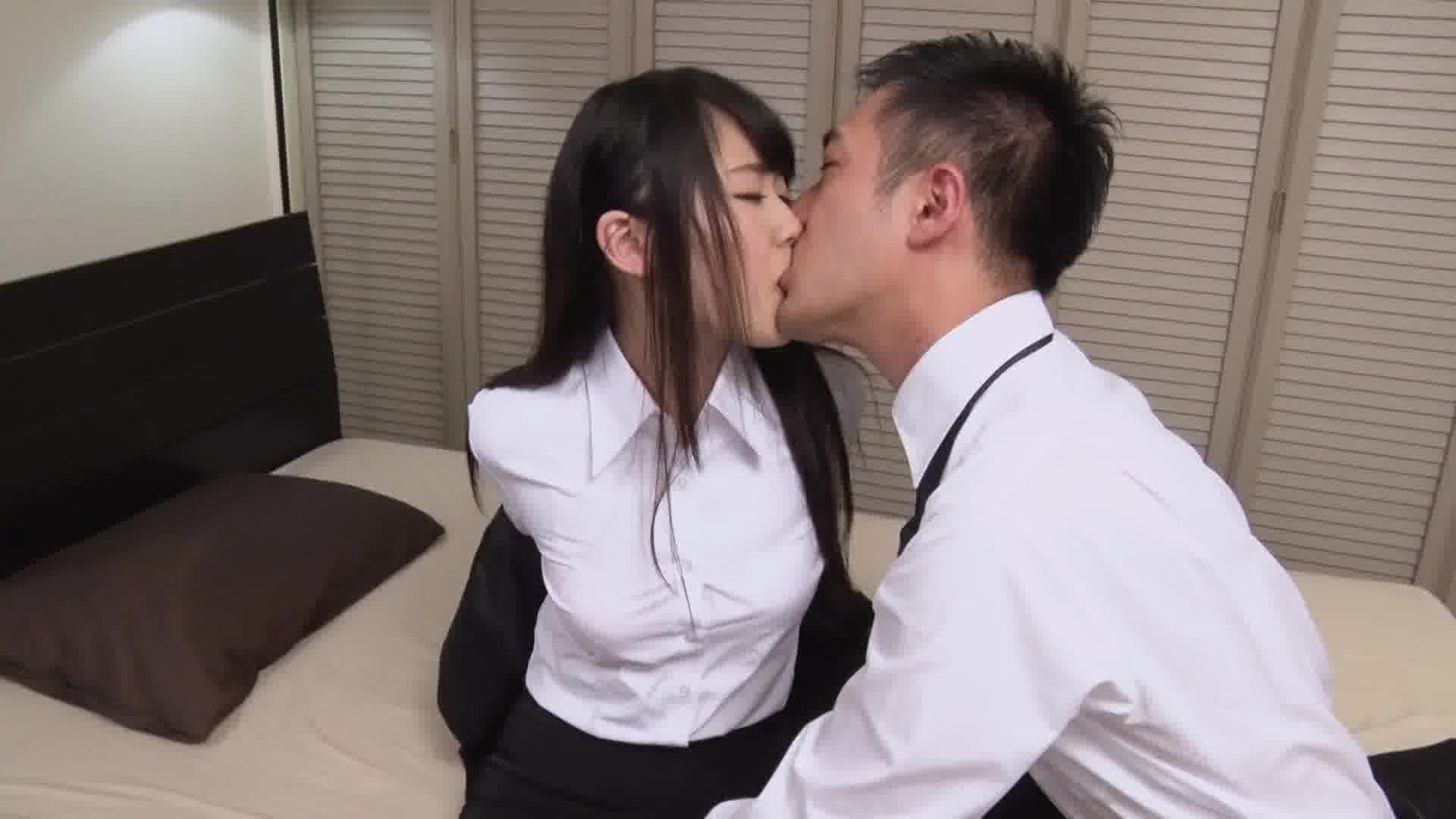 女子大生が受けた凌辱研修 ~私と彼氏と彼の上司と~ - 川原みのり【バイブ・OL・中出し】