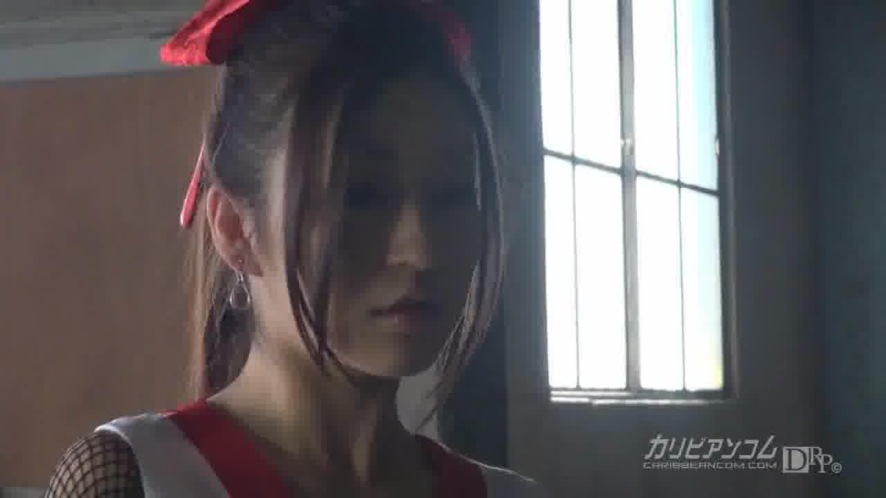 女忍者くノ一 - 小野麻里亜【美乳・SM・野外露出】