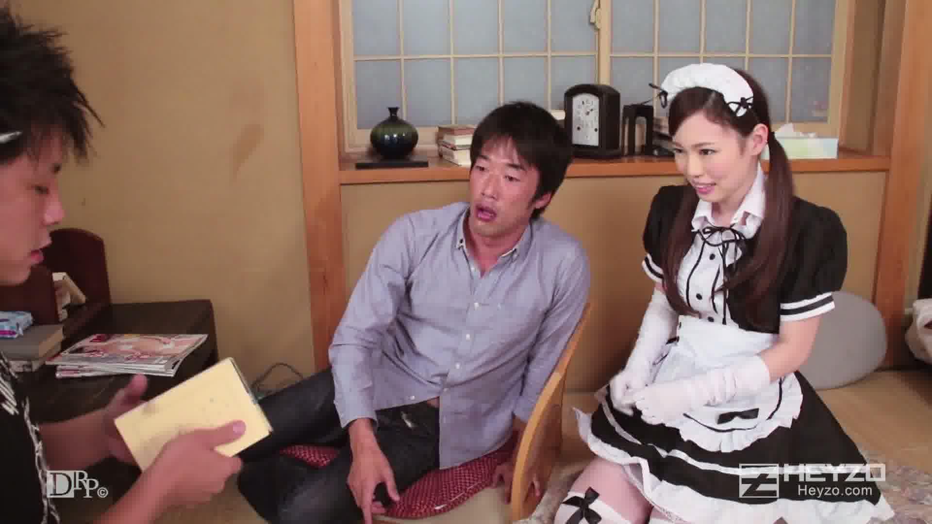 宅配メイドのご近所迷惑絶叫ファック - 吉村美咲【潮吹き クンニ おもちゃ】