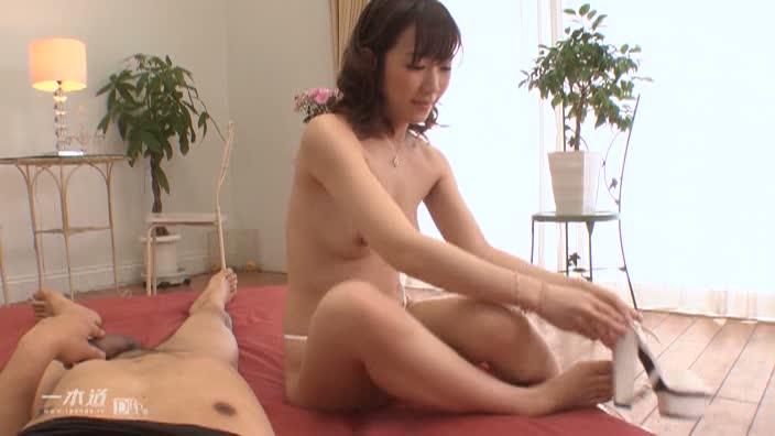 セックス依存症のマゾアイドル【沖ひとみ】