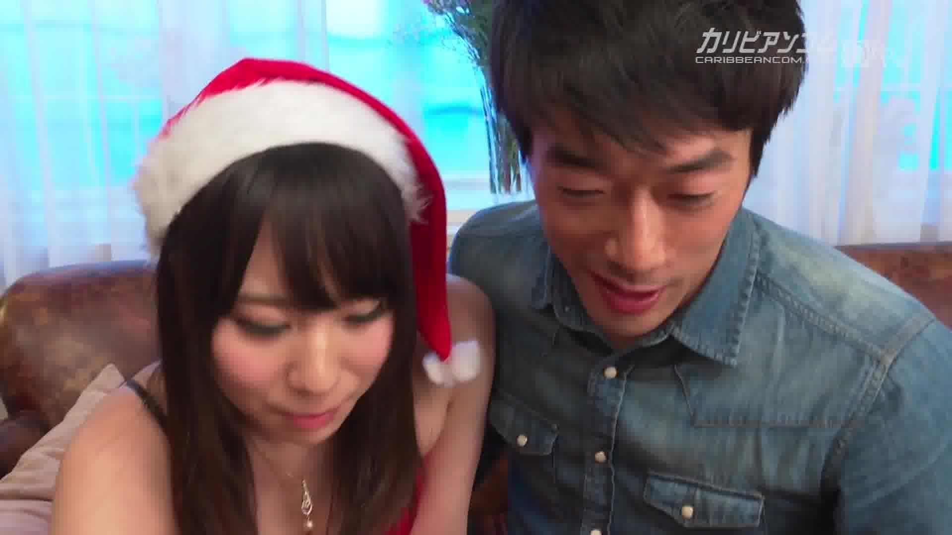 中出しサンタ2015 - 絢森いちか【コスプレ・巨乳・中出し】