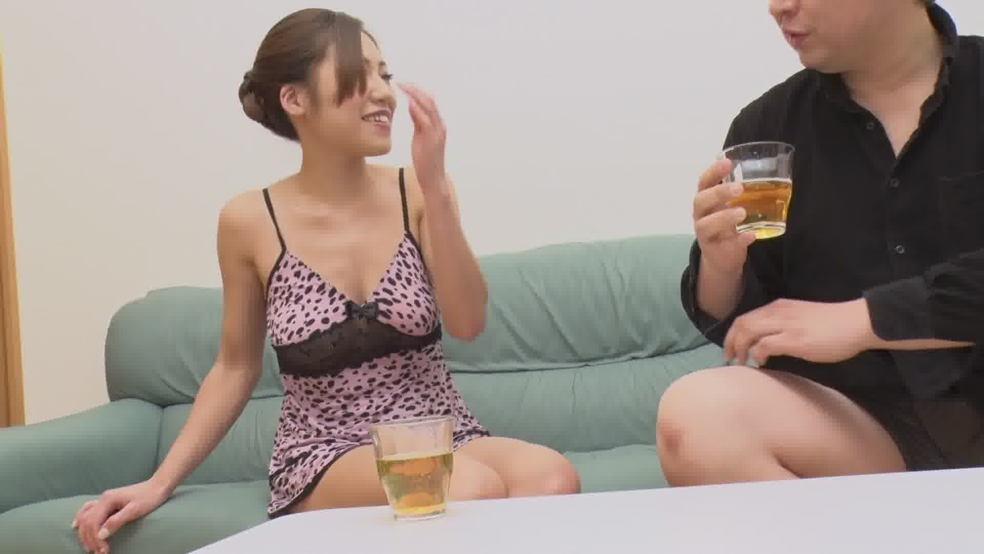 THE 未公開 ~敏感マゾ乳のすごいパイズリ5~ - 北山かんな【巨乳・パイパン・パイズリ】