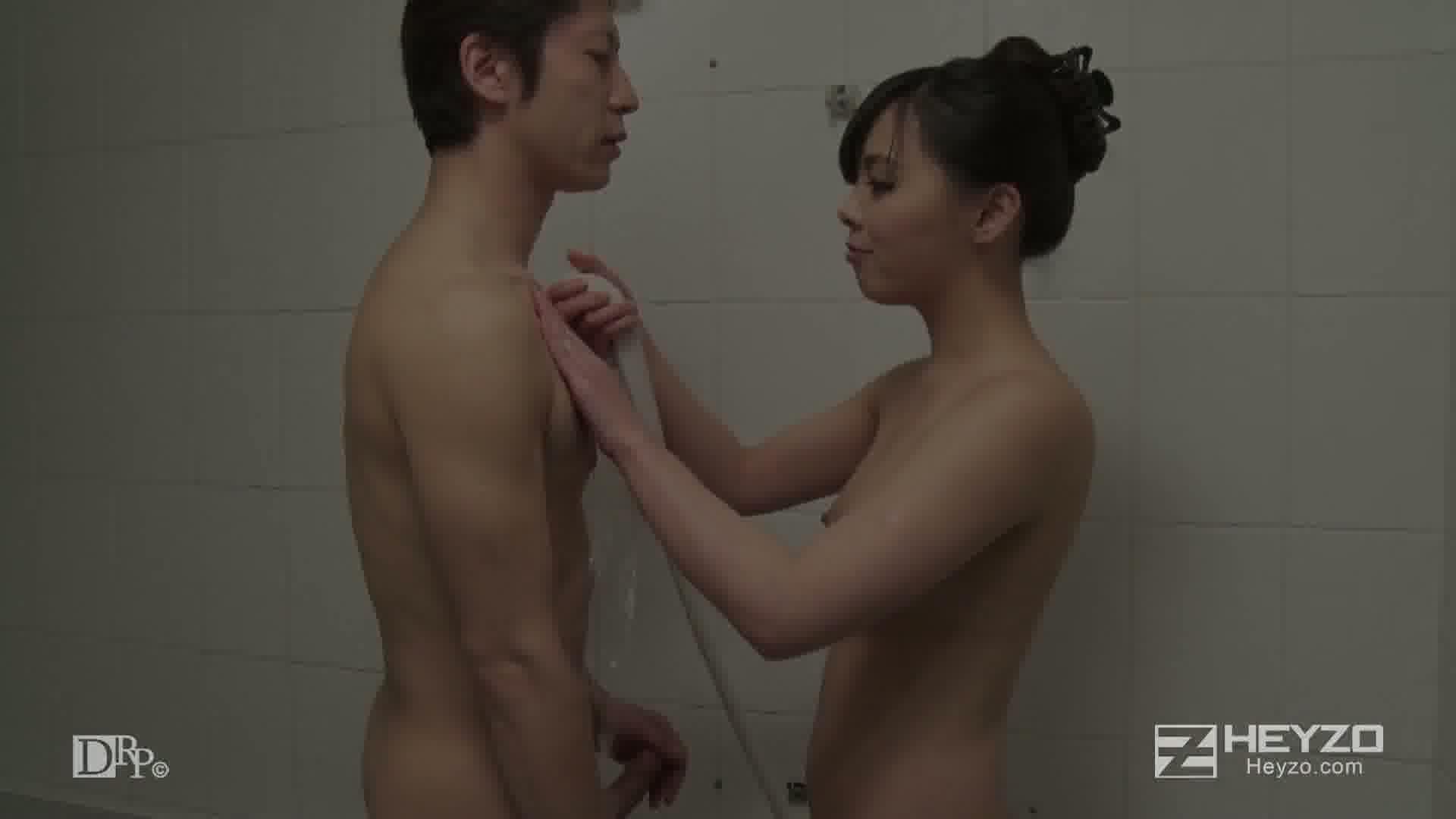 アフター6~色白OLが紅潮する時~ - 羽奈美すず【キス クンニ 指マン シャワー フェラ】