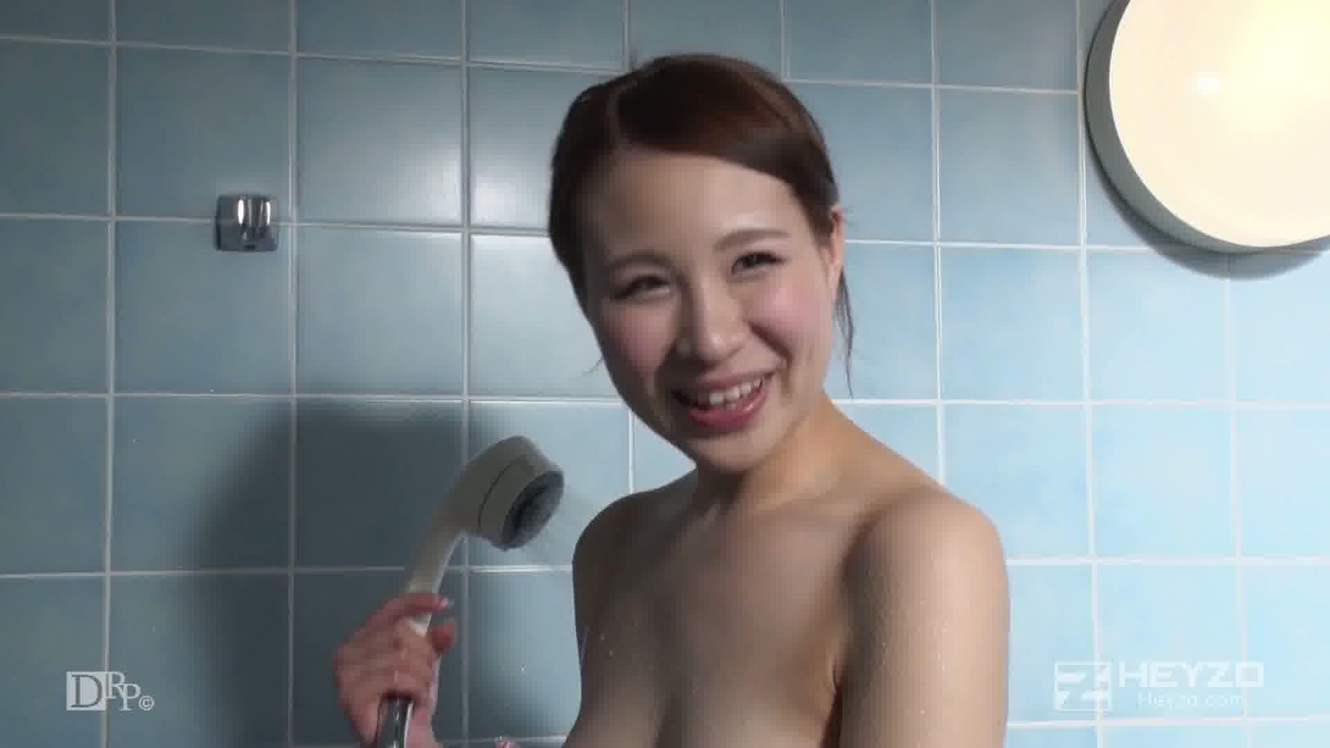 即撮影!AV面接 後編 - 鳥谷優香【シャワー フェラ抜き クンニ】