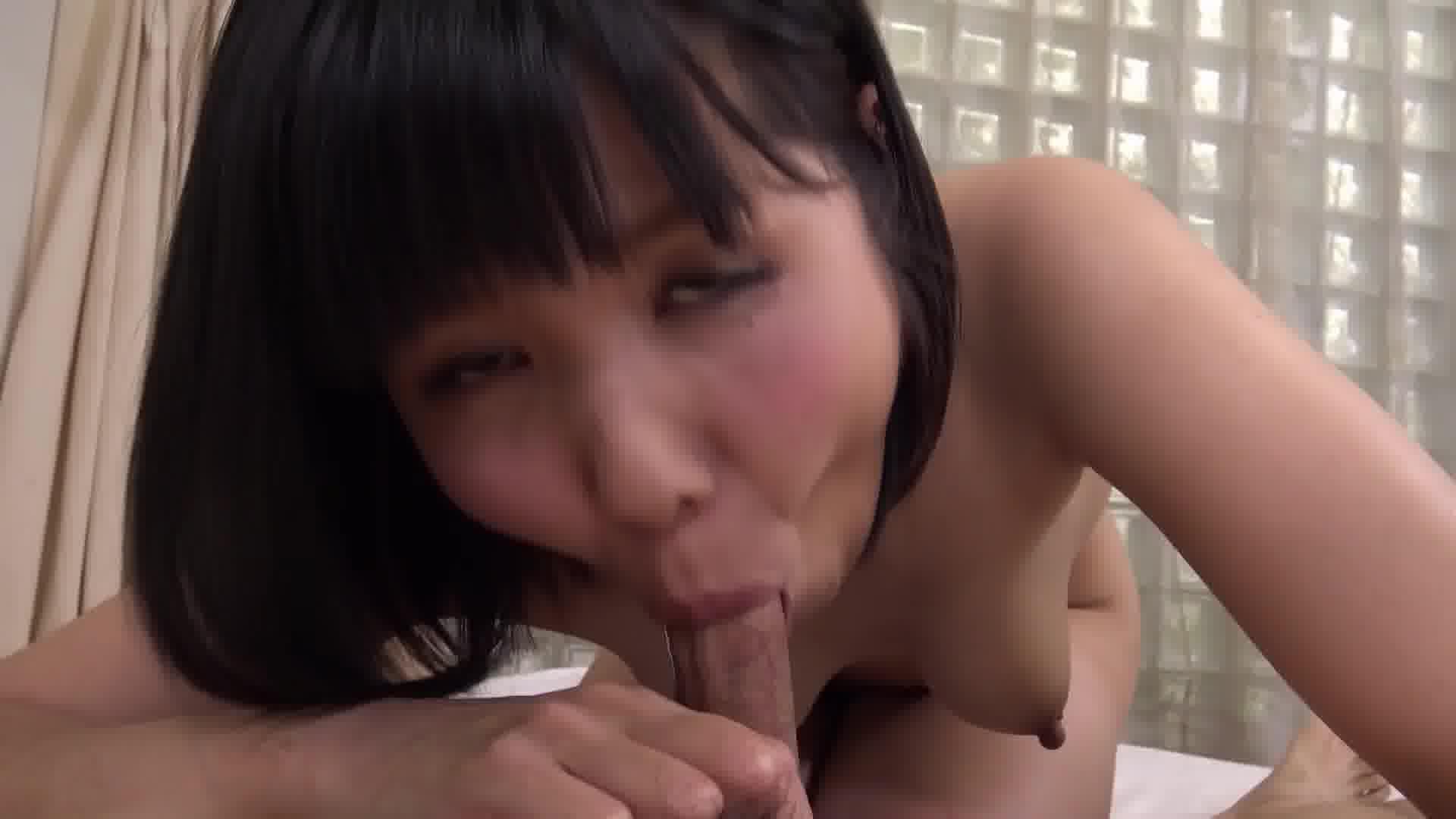 THE 未公開 ~敏感マゾ乳のすごいパイズリ7~ - 花守みらい【巨乳・パイズリ・3P】