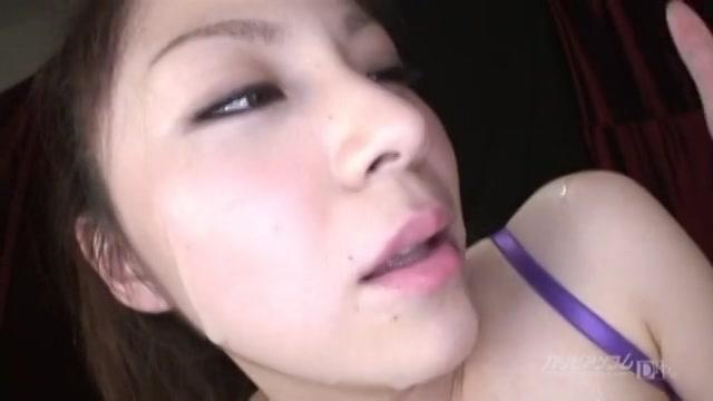 ぶっかけ卑猥なエンジェル - 小泉梨菜【乱交・スレンダー・ぶっかけ】