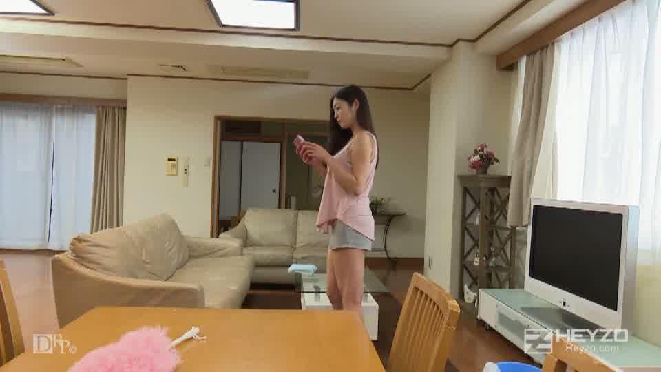 他人妻味~妖艶美女の誘惑~ - 江波りゅう【オナニー】
