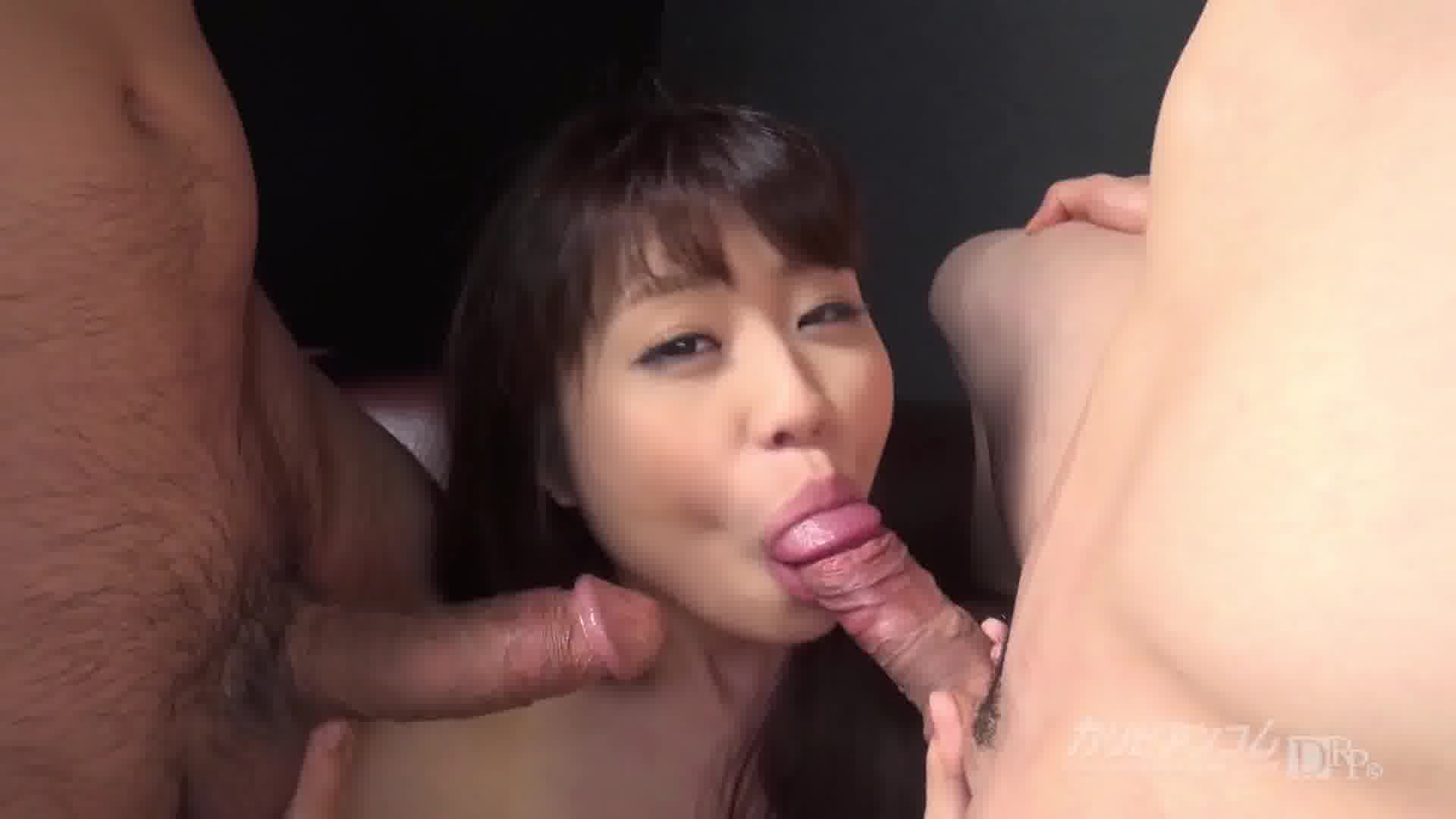 鬼イキトランス14 - 木下寧々【巨乳・3P・中出し】
