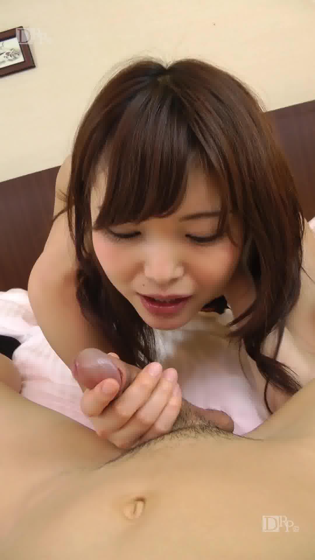 縦型動画 024 ~彼女にエッロいランジェリーを着せよう~ - 碧しの【スレンダー・痴女・口内発射】