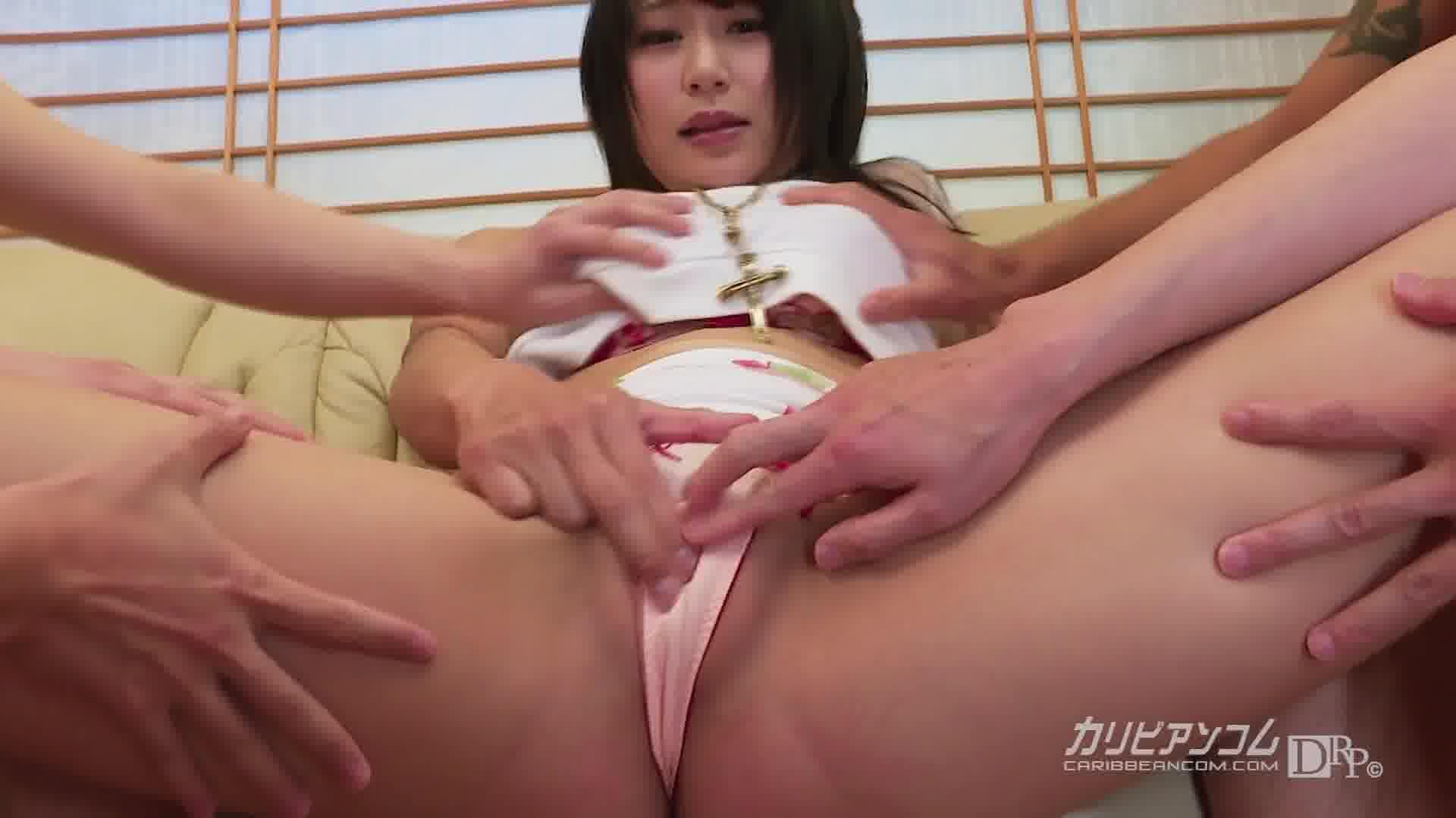 ダイナマイト 原千草 - 原千草【巨乳・3P・イラマチオ】