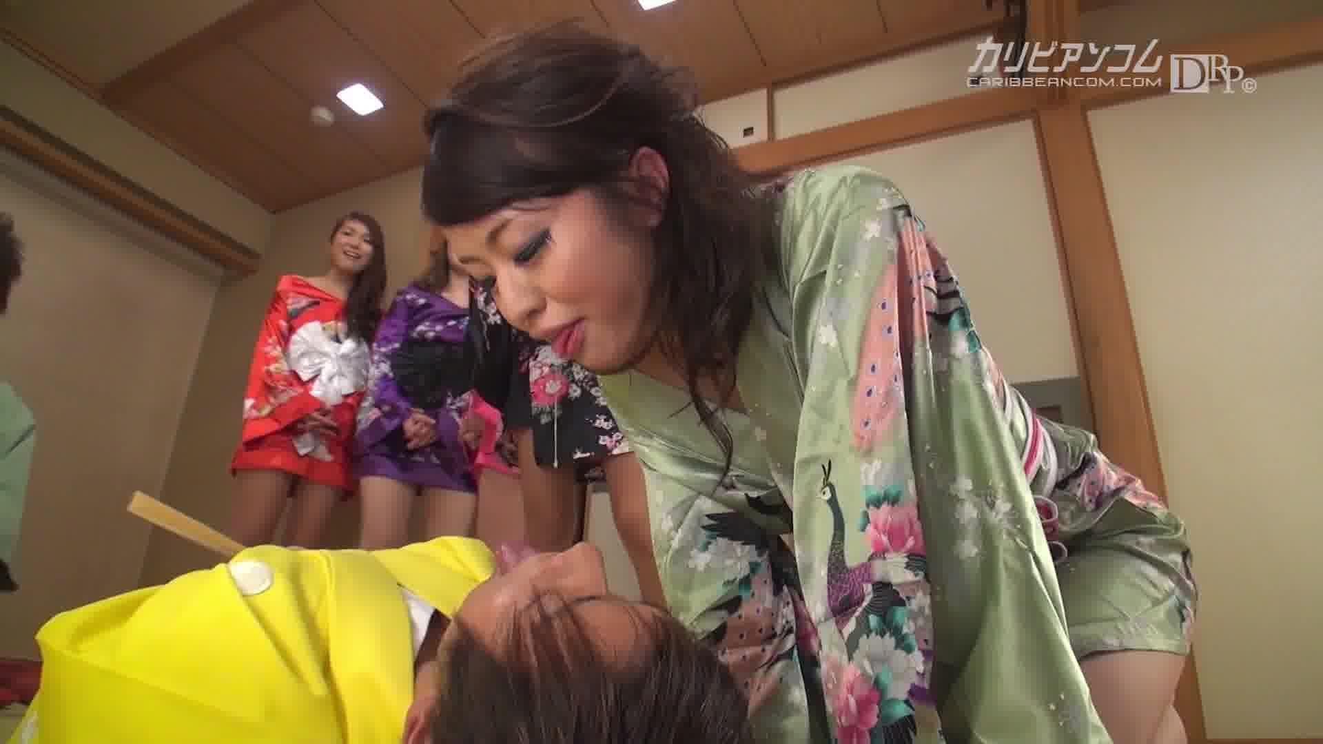 昇天 - HIKARI【乱交・企画物・中出し】