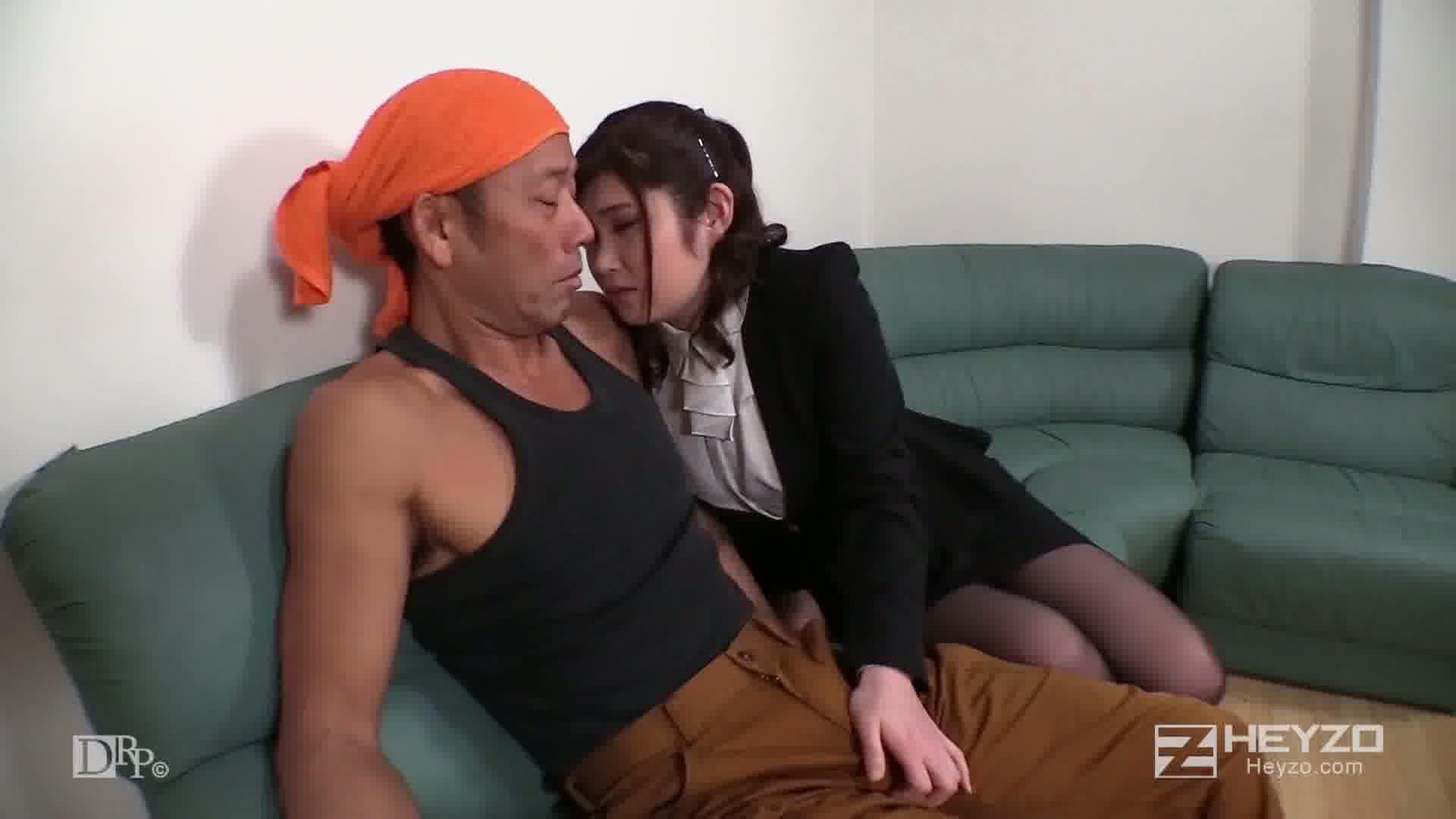 アフター6~アナタの肉棒で私を癒して~ - 桜井涼花【キス フェラ 玉舐め イラマチオ】