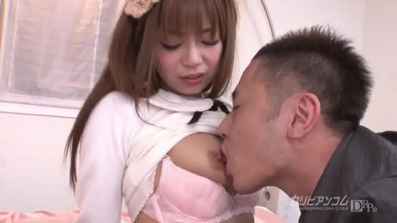 カリビアンキューティー Vol.23 - 大森美玲【美乳・オナニー・中出し】