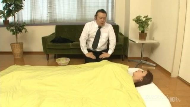 新人納棺師 クリいいひと - 田村りか【企画物・バイブ・スレンダー】