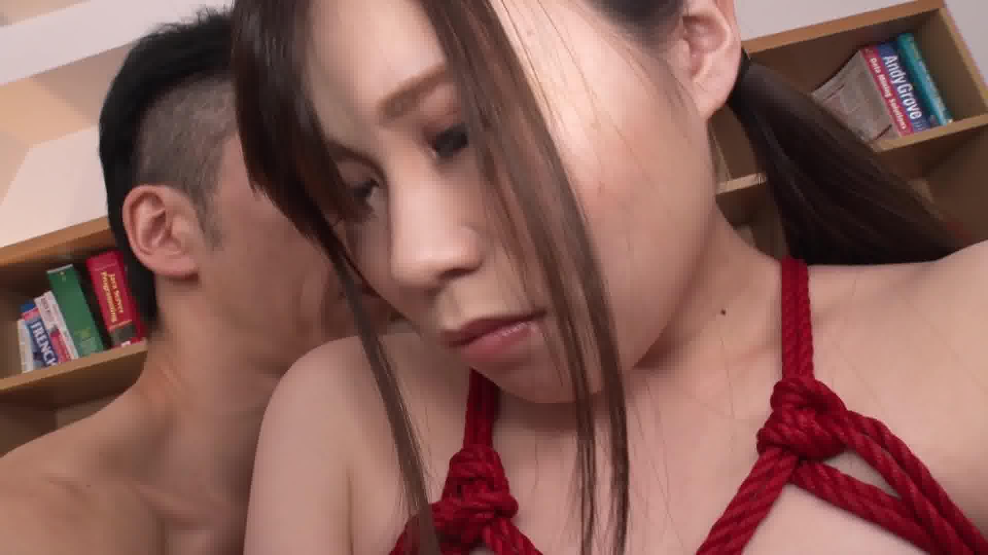 ダイナマイト 友利七葉 - 友利七葉【巨乳・イラマチオ・3P】