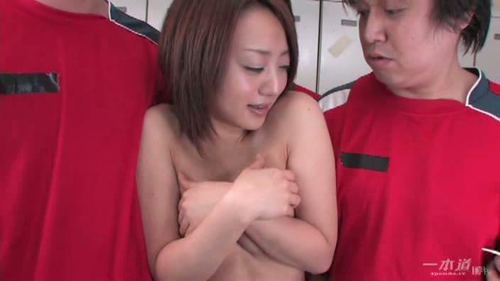 サッカー部 〜マン開オーバーヘッド〜【白岸優】