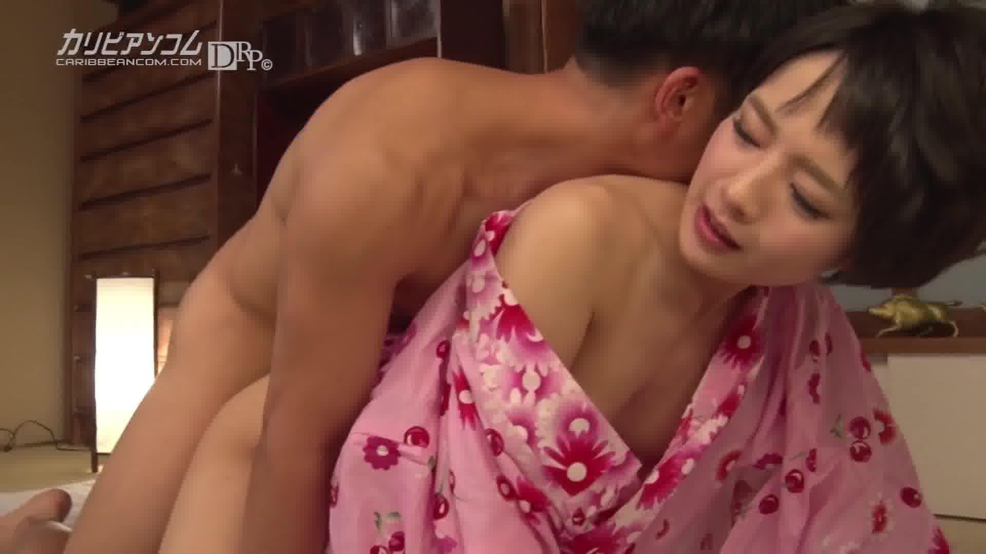 夏の想い出 Vol.10 - 羽田真里【スレンダー・浴衣・美脚】