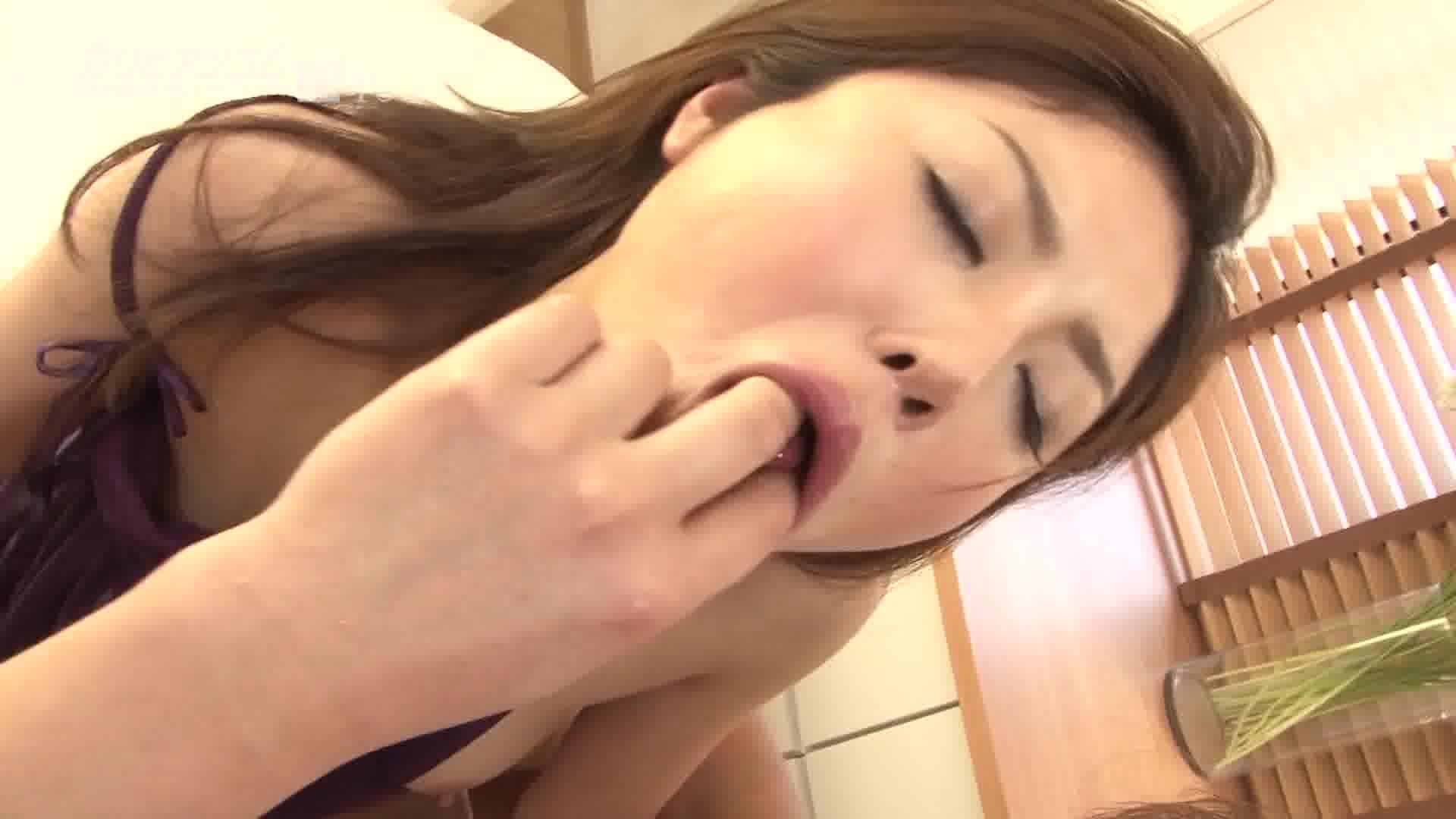 肉欲の美熟女 ~ザーメン受信編~ - 華咲真冬【痴女・オナニー・中出し】