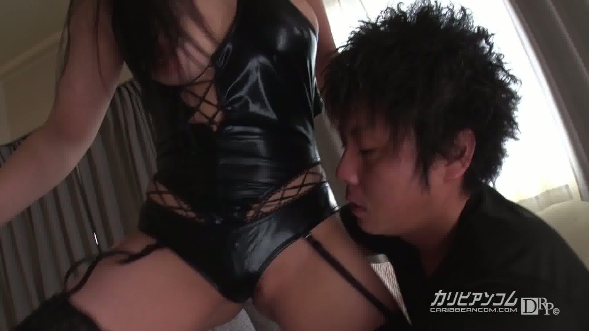 鬼イキトランス 18 - 黒木澪【巨乳・ボンテージ・イラマチオ】