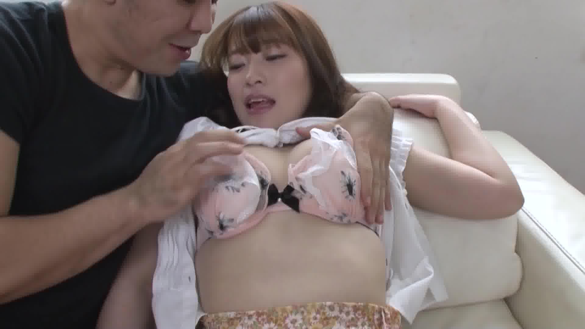 エッチの息がぴったりな美人母娘 - 神谷ゆうみ【パイパン・3P・中出し】
