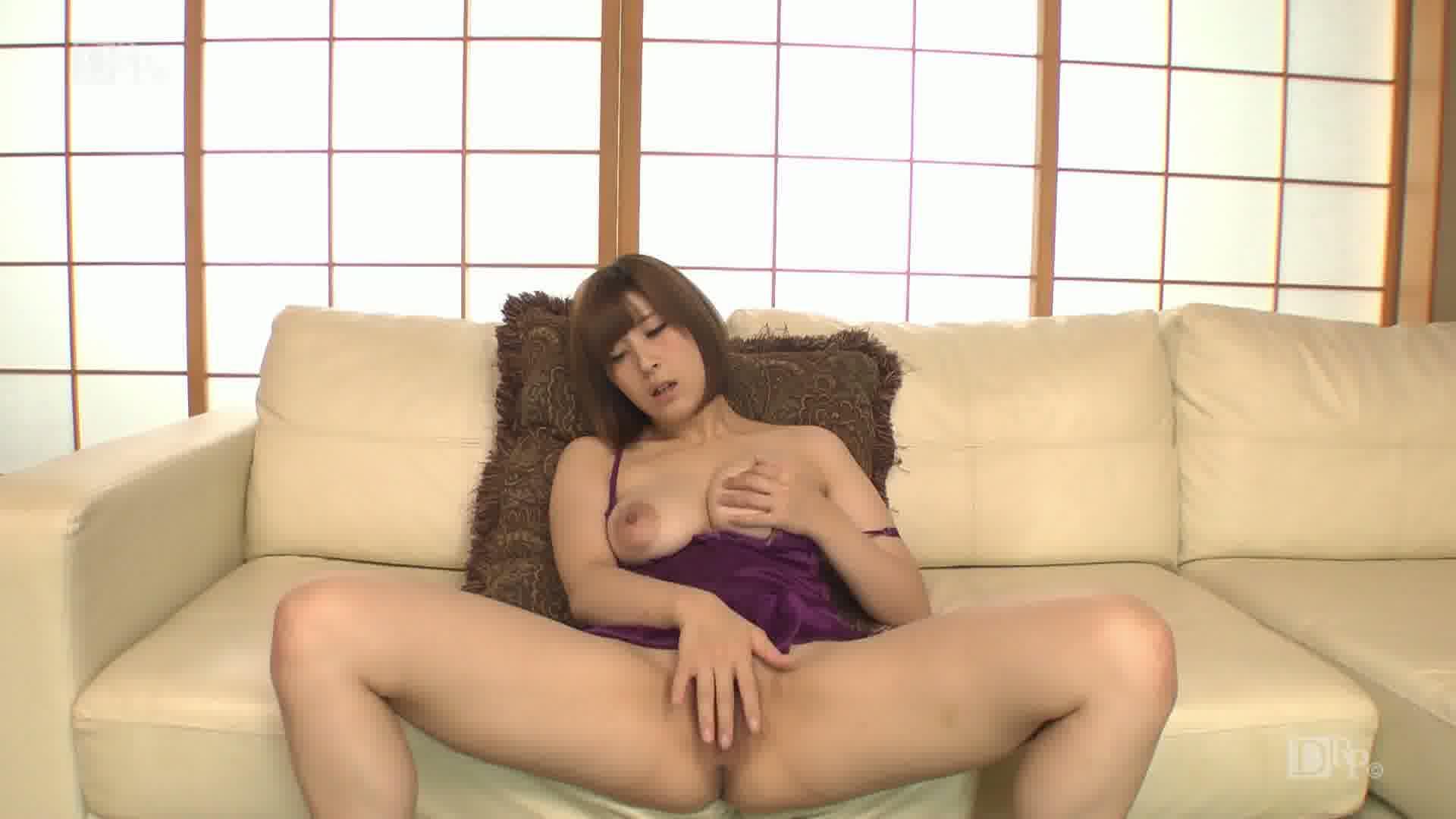 巨乳浴衣娘とじっくりエッチ - 折原ほのか【コスプレ・巨乳・中出し】