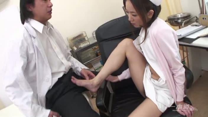 ご奉仕ナースのお仕事【小嶋実花】