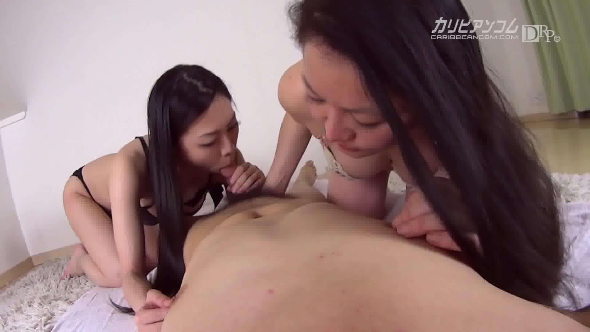 女熱大陸 File.047 - 矢吹ちはる【乱交・レズ・3P】