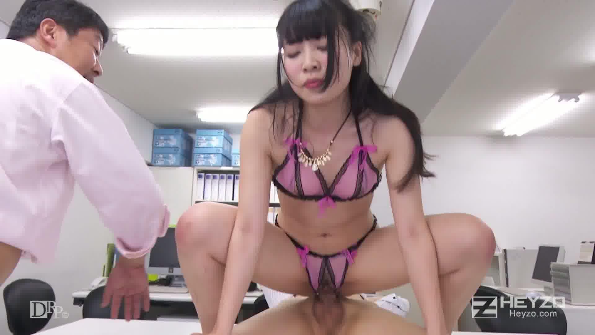 私、正社員になるために性社員になりました 後編 - 綾瀬ゆい【クンニ フェラ バック 背面騎乗位】