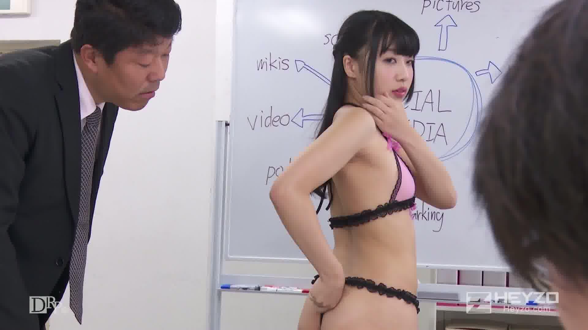 私、正社員になるために性社員になりました 後編 - 綾瀬ゆい【プレゼン 指マン】