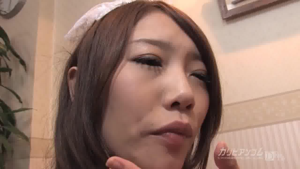 ハードコア・ウェイトレス3 - 優木あおい【コスプレ・乱交・潮吹き】