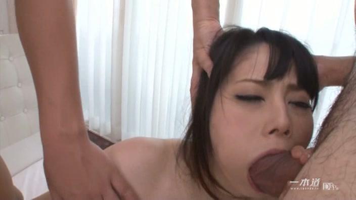 ぱいぱん娘の3Pフルコース【椎名みゆ】