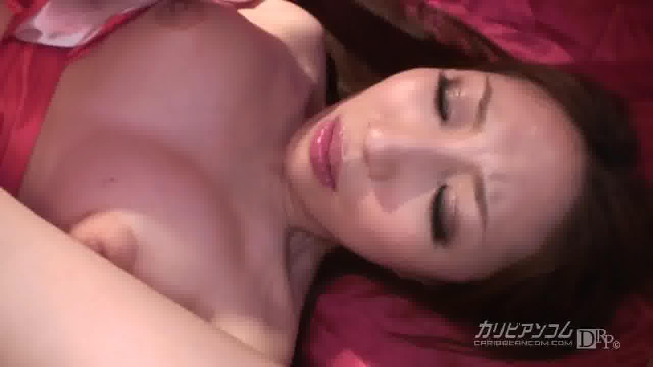 白襦袢から溢れる淫靡 - 原小雪【痴女・ザーメン・コスプレ】