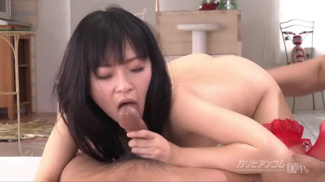 隠れた淫らな本性 - 羽月希【巨乳・3P・中出し】