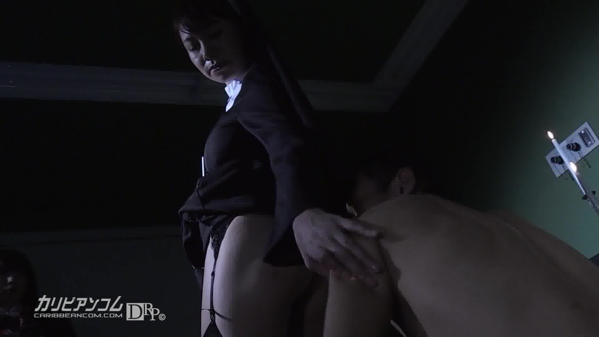黒魔術病棟第二区画 第二章 - 桜夜まよい【痴女・コスプレ・アナル】