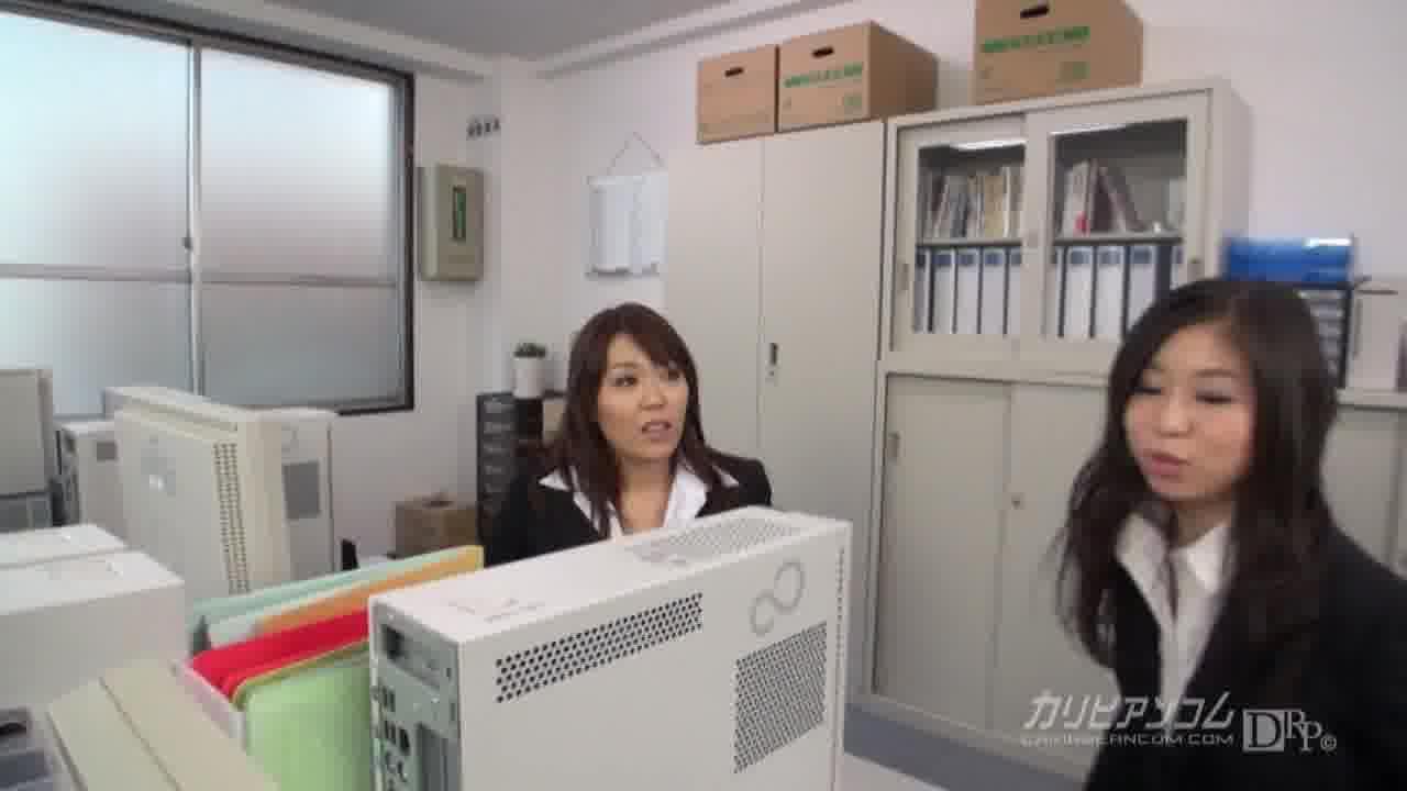 私は神様よ! 後編 - 翼裕香【企画物・3P・中出し】