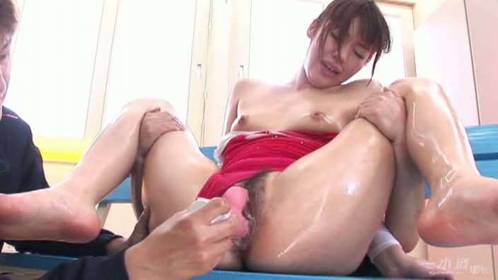ヒメコレ vol.21 ヌルヌルチン体操【青山亜里沙】