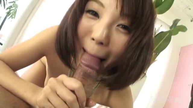 僕のあずみん Part1 - 春咲あずみ【バイブ・ぶっかけ・巨乳】