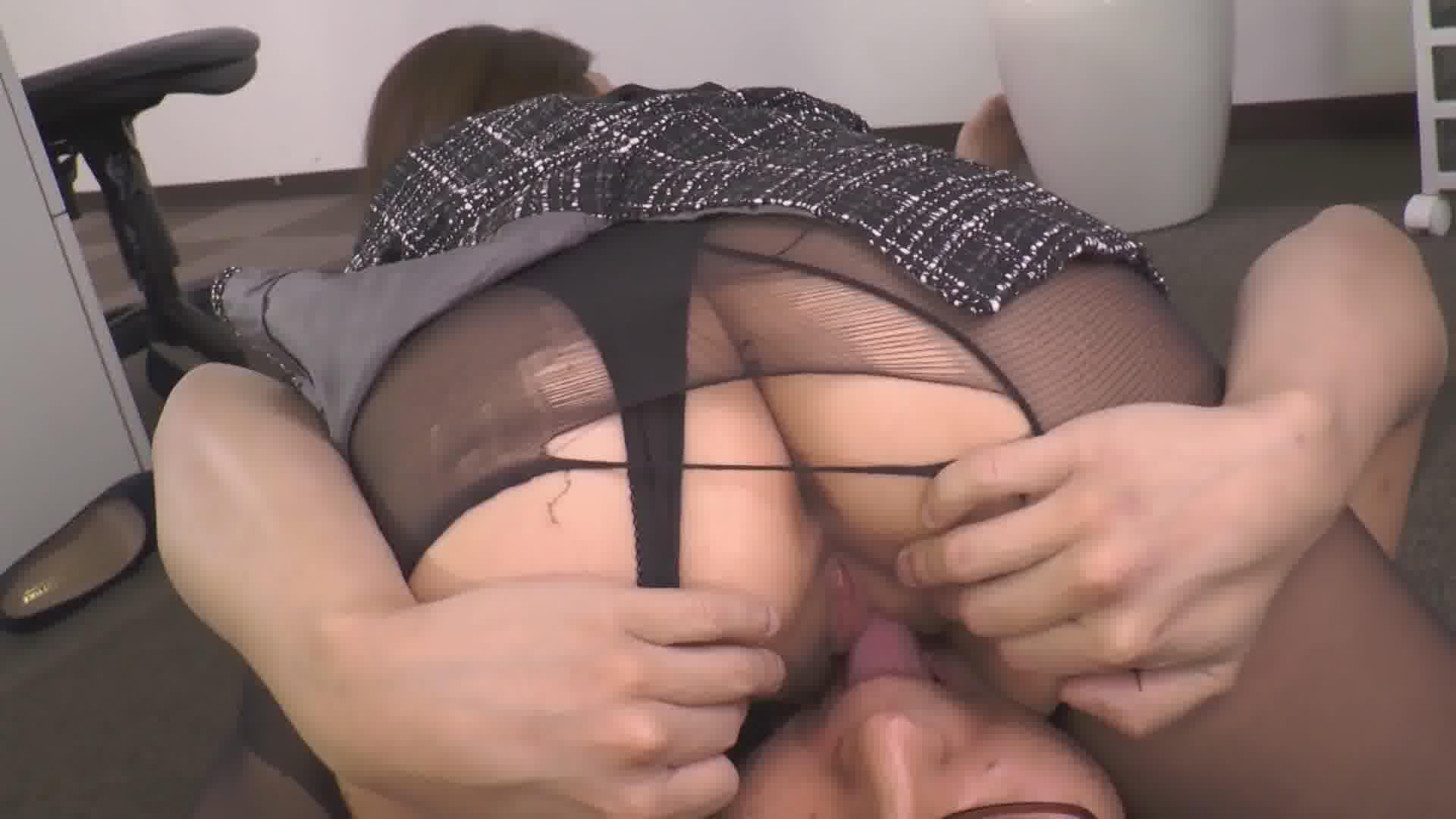 逆セクハラが趣味の淫乱女上司 - 百多えみり【痴女・OL・中出し】
