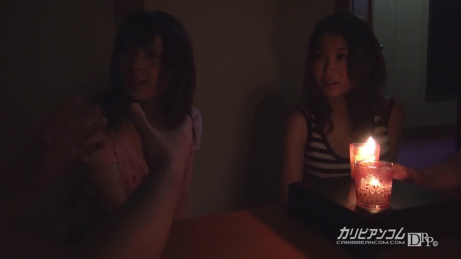 怖気持ちい肝試し - 宮澤みほ【乱交・ギャル・野外露出】