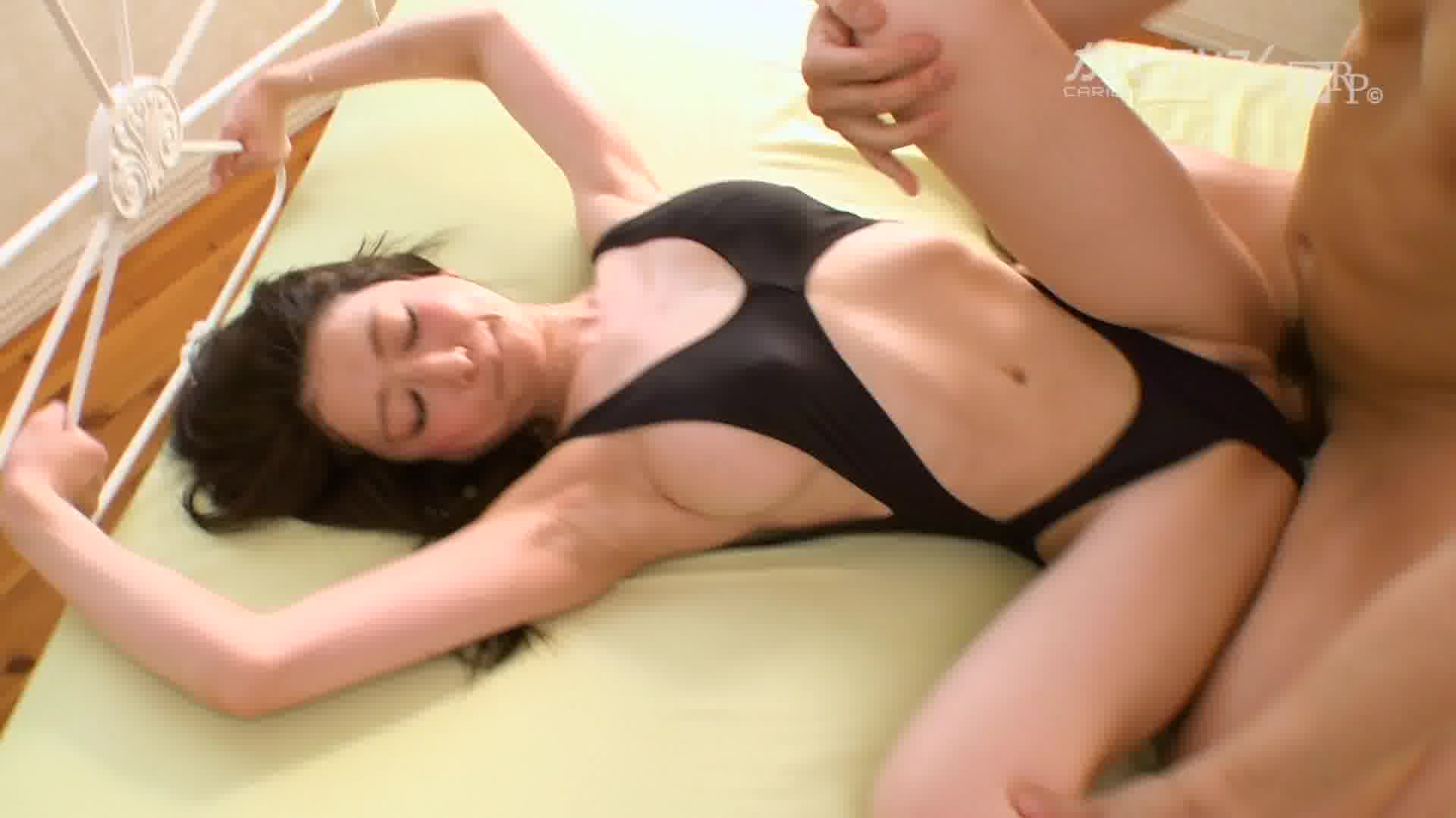 誘惑の美脚レースクィーン2 - 真琴りょう【コスプレ・水着・潮吹き】