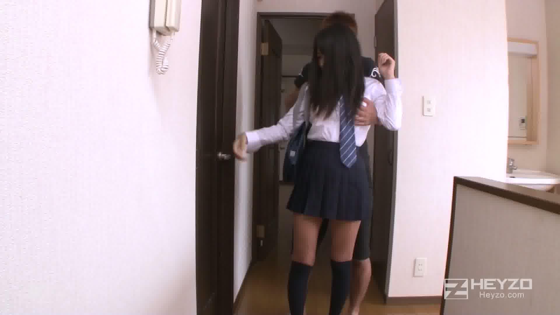 放課後美少女ファイル No.2~純真な黒髪乙女 牧瀬みさ~ - 牧瀬みさ【指マン ローター 潮吹き】
