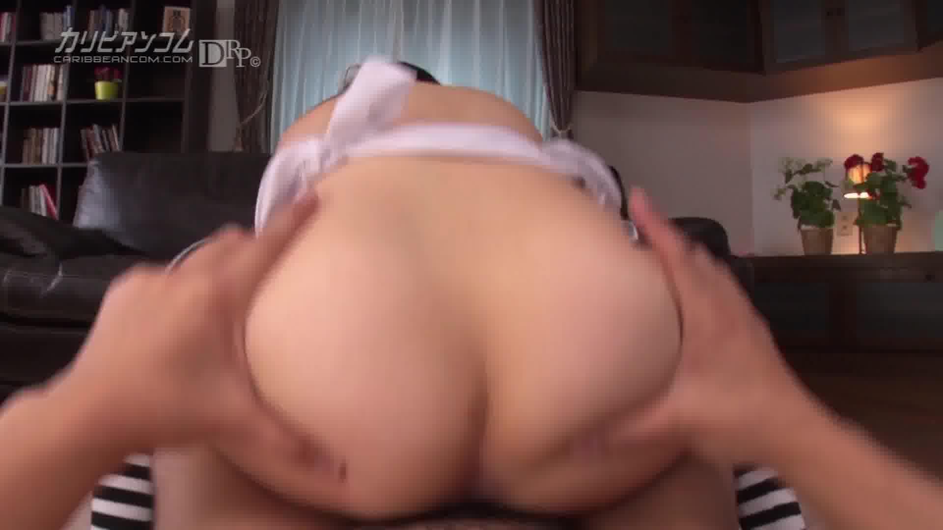 ちんぽ大好きおしゃぶりロリメイド - 希咲良【美乳・メイド・69】