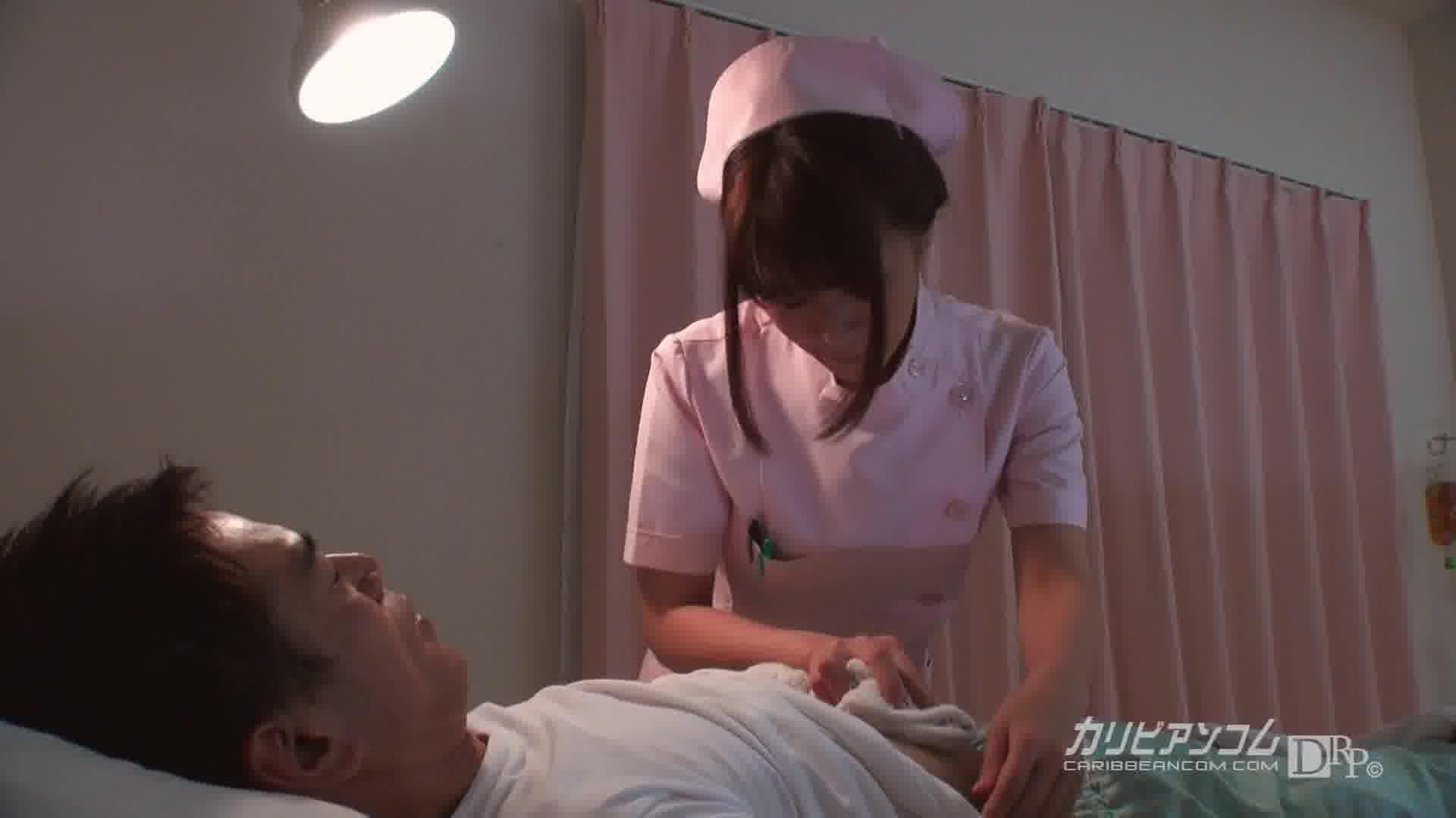 非常識ナース - Maika【コスプレ・痴女・中出し】