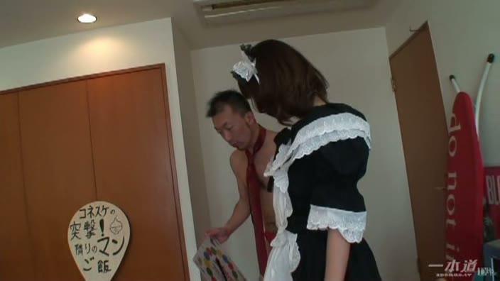 突撃!隣のマンご飯! パート12【新垣さくら】