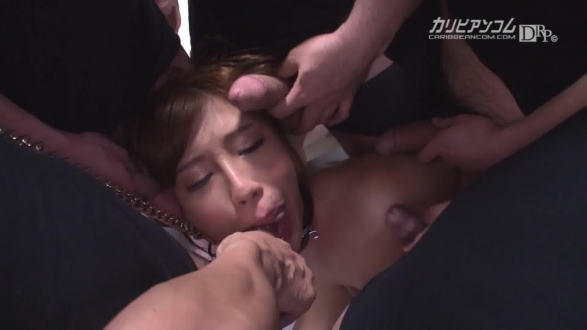 獄畜15 ~美女の恥肉塊~ - 安城アンナ【パイパン・ハード系・バイブ】
