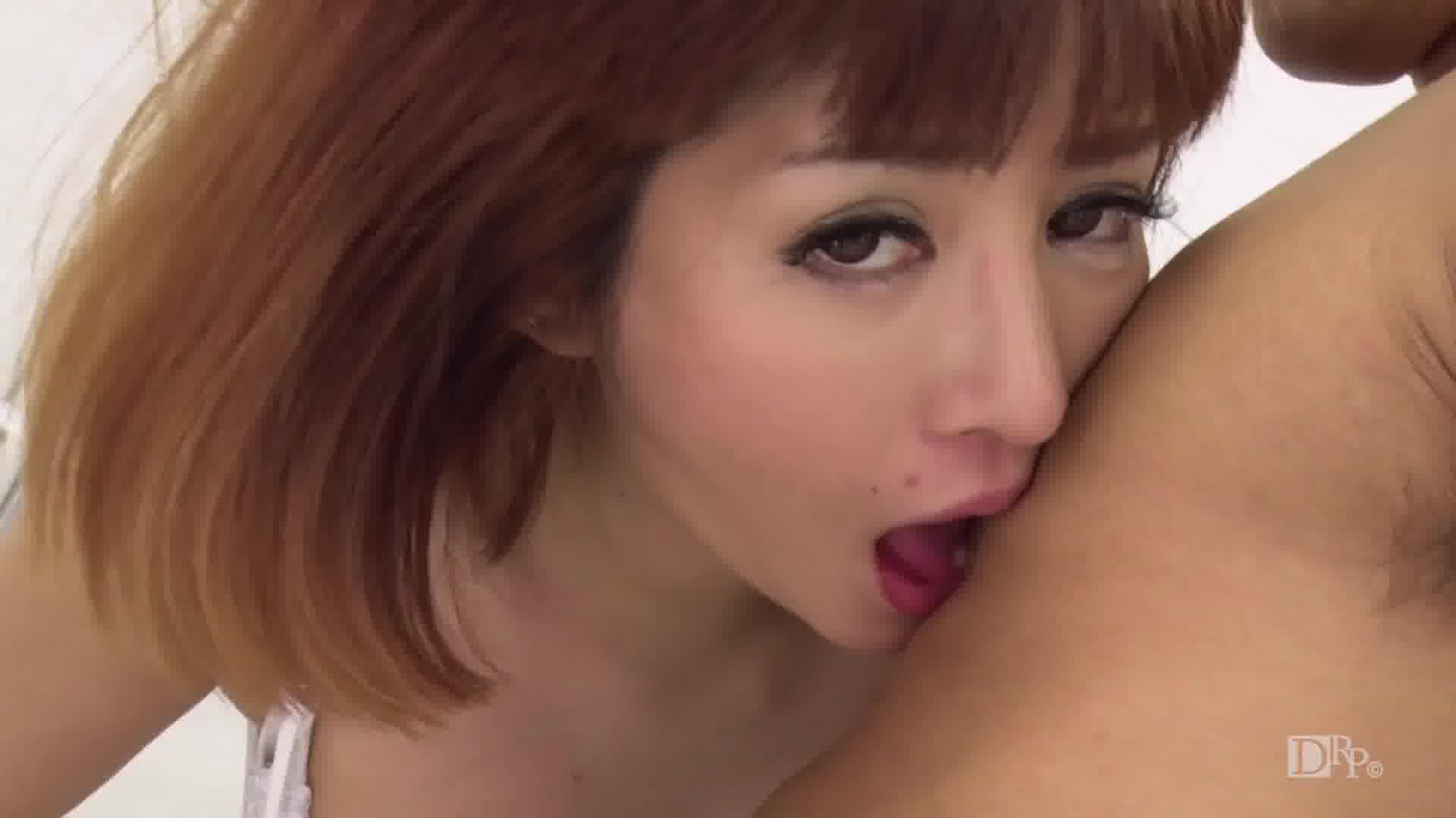 タフなオメコに3連続中出し - 麻生希【美乳・スレンダー・中出し】